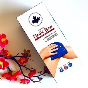 NEW Magic Bag Soothing relief for aches pain NWOT